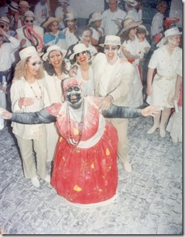 Los Indianos - Negra Tomasa bailando