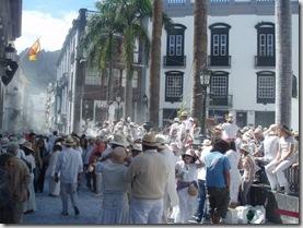 Los Indianos - Plaza de España