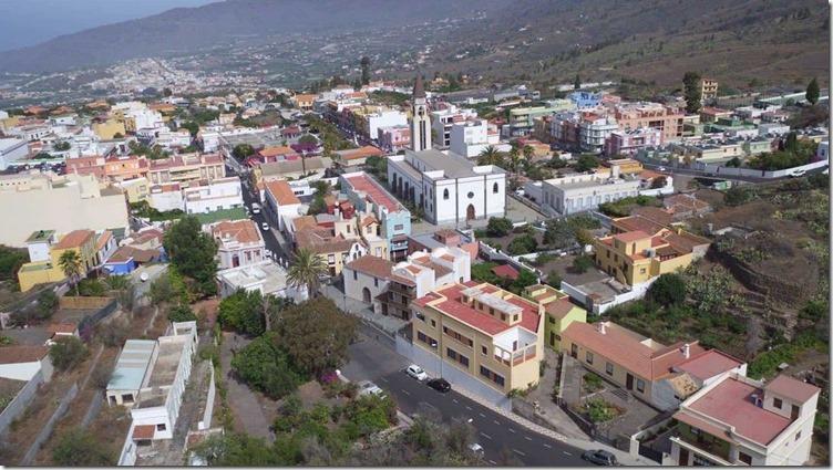 El Paso, casco urbano