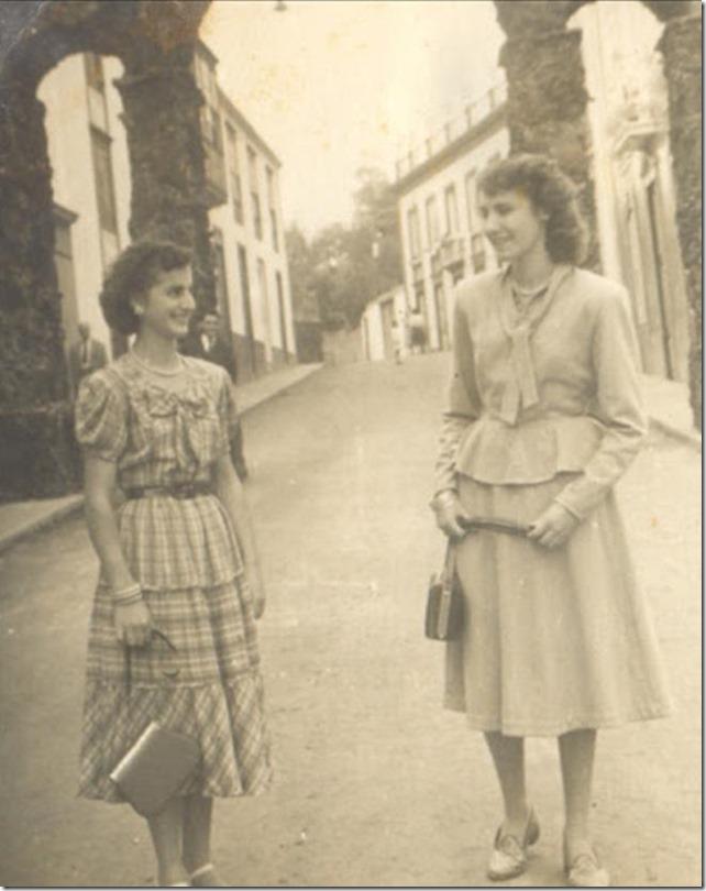 1950. Violeta, Amalita