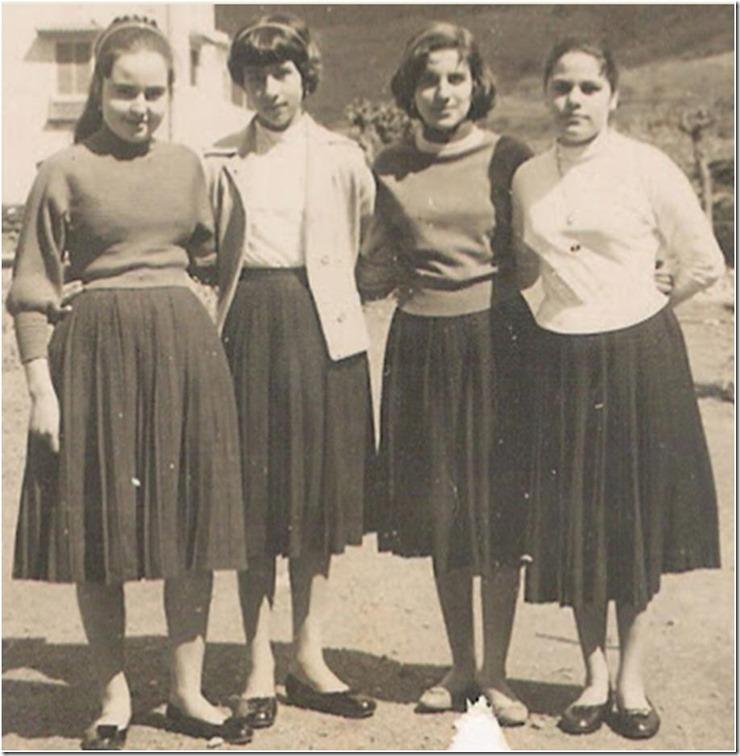 1956=Mª Nela Carmen Celia Inmaculada MCarmen Morera