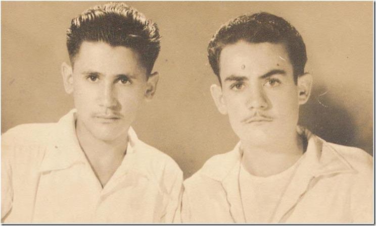 Hermanos Ángel y Luis Pino