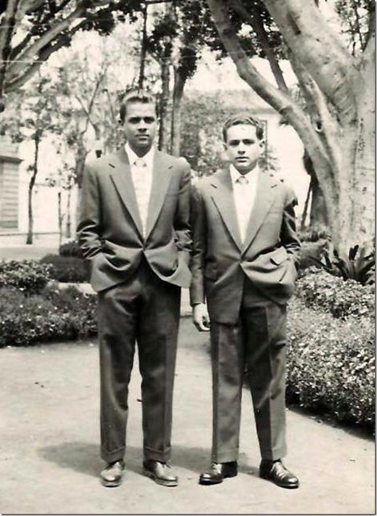 Juan Antonio y José Francisco