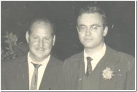 Juan Fernández y Juan Antonio Jurado