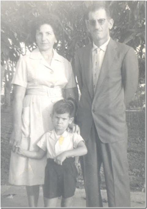 María Lola y Padrito