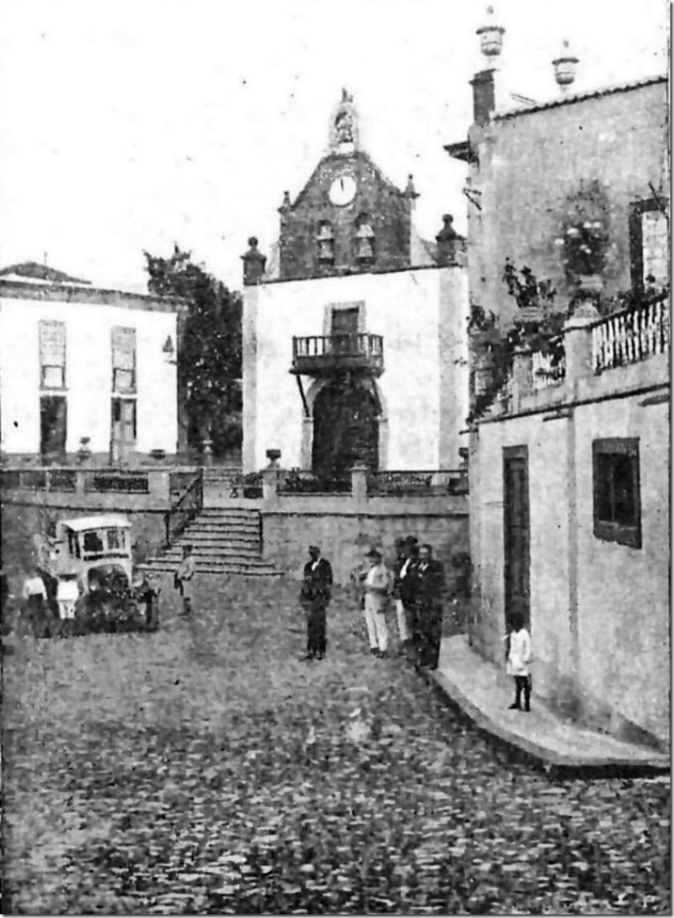 Calle ppal. antes