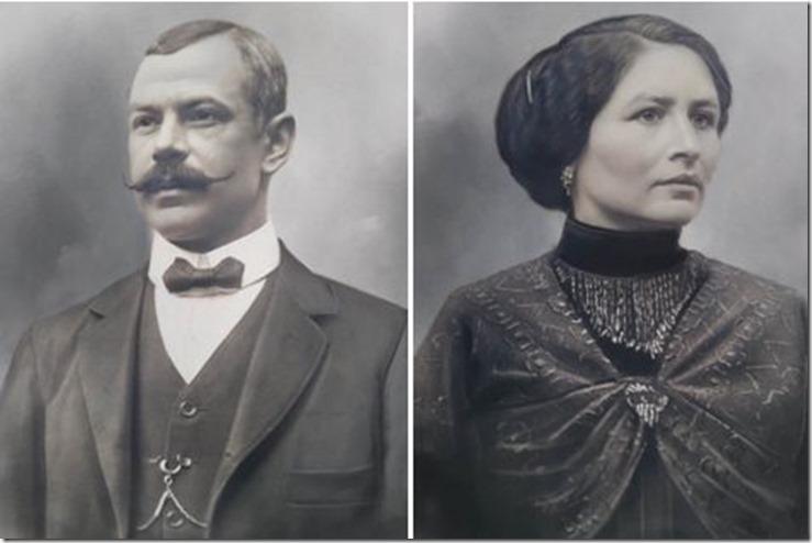 Juan Sosa y María Padrón