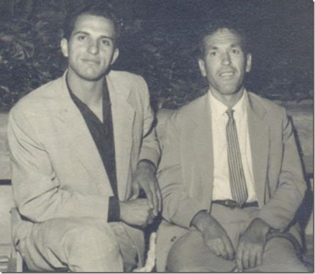 Manolo Pino y Juan Pino